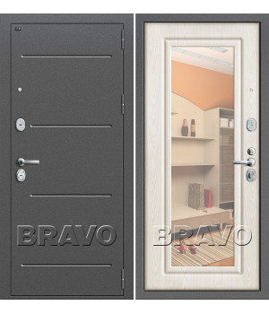 Р2-206 Антик Серебро/ П-25 Беленый Дуб
