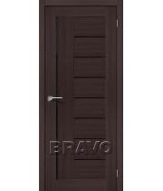 Порта-29 Венге Вералинга (черное стекло)