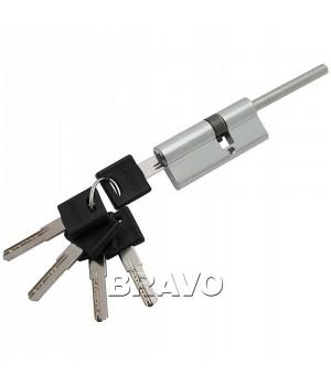 Цилиндр ключ/фиксатор со штоком Groff BFS-75 (45*30+)