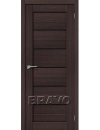 Порта-22 Венге Вералинга (BS- черное стекло)