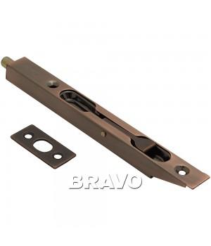 Шпингалет торцевой Bravo R-160 (AC- Медь)